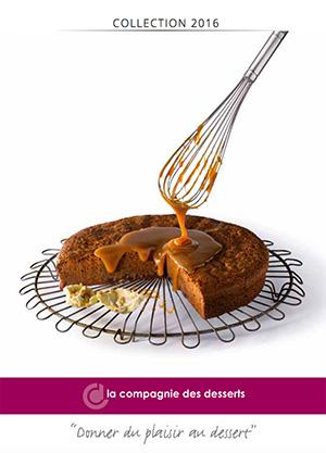 Catalogue Compagnie des Desserts